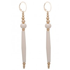 Osseous Spear Earrings (Large)